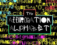 The Affirmation Alphabet Font Presentations