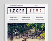 JÆGER TEMA Magazine