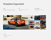 High Impact (Gallery & Video Template)