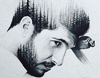 Drawing : : Portrait