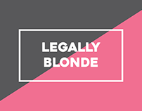 Legally Blonde Package