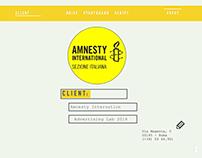Amnesty International ADV LAB 2016