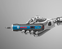 Bosch Go Robotic Arm