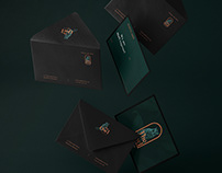 The Owl Cocktail House- Brand Identity