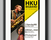 Poster HKU Bigband