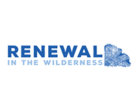 Renewal in the Wilderness branding