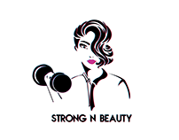 Strong and Beauty Logo
