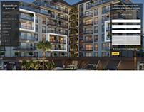 İkon Loft Projesi Web Sayfası
