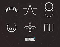Nima Graphic art + Iconography
