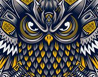 Owl Samurai