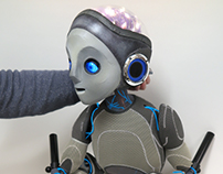 Robot Boy (Puppet)- Wellcome Trust, Theatre Rites