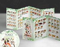 Меню доставки азиатской еды