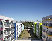 Oak Creek Village Apartments with Bercy Chen Studio LP