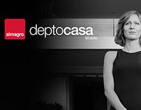 Almagro.cl - Depto Casa Mobile