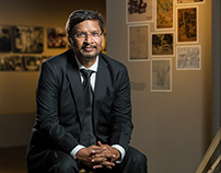VV APPA RAO Corporate Portraits