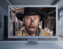 Live TIM // Chuck Norris