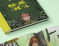 Hansel & Gretel Illustrations