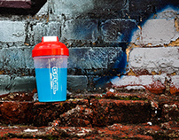 GFUEL City/Graffiti Shoot