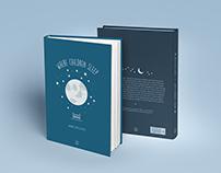 """Where children sleep"" Book Cover Design"