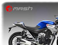 """MASH """"CAFE' RACER"""" 450"""