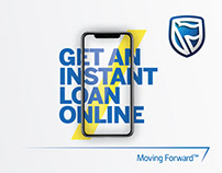 Stanbic Bank - Digital Loan