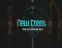 New Coast/ New Pante Font