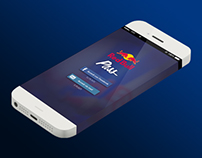 Red Bull® - App Concept