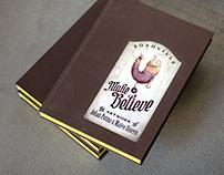 """Buchgestaltung """"Zozoville – Make Believe"""""""