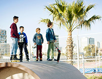 Skatepark Barcelona