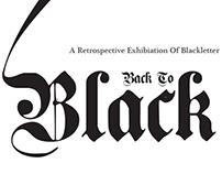 Blackletter Exhibiton
