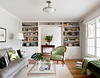 Green House by Camilla Molders Design