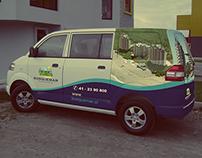 Diseño Vehículo Bosquemar