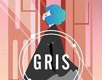 Gris fan animation