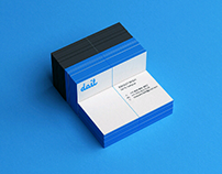 Doit Business Card Design