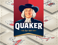 Quaker  | Facebook Designs