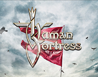 Human Fortress - Raided land artwork