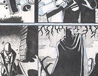 Comics - Batman Sample Pages (2013)
