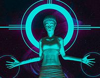 Sacred Creatures #1 - poster design