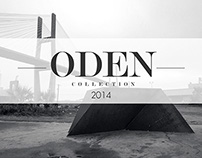 ODEN COLLECTION - 2014 Branding