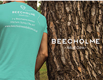 Beecholme Adult Care | Branding