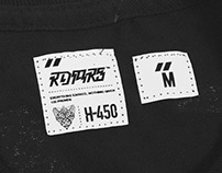 REDEEMERS X LABEL SYSTEM CONCEPTS
