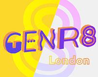 GENR8 Conference London