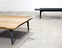 ++ D8 - Salk Coffee Table ++