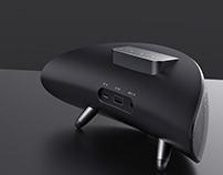 BANANA bluetooth speaker