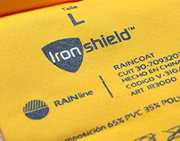 Ironshield - Branding