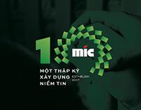 Anniversary 10year - MIC Insurance Vietnam