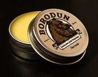 BORODUN Beard balm