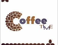 Coffee TIME - logo design