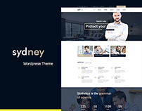 Sydney WordPress Theme & HTML5  | themeforest.net