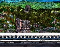 panorama Series Odawara Station~morning~